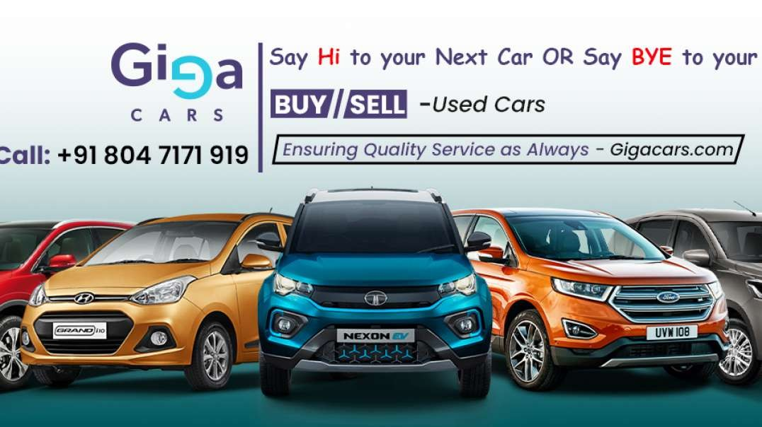 Purchase Certified Second Hand Cars
